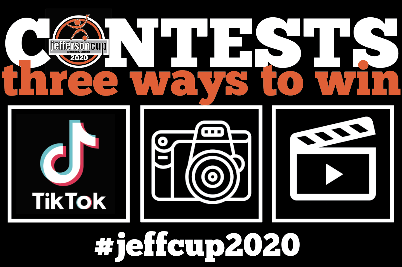 3 Competitions at the 2020 Jefferson Cup