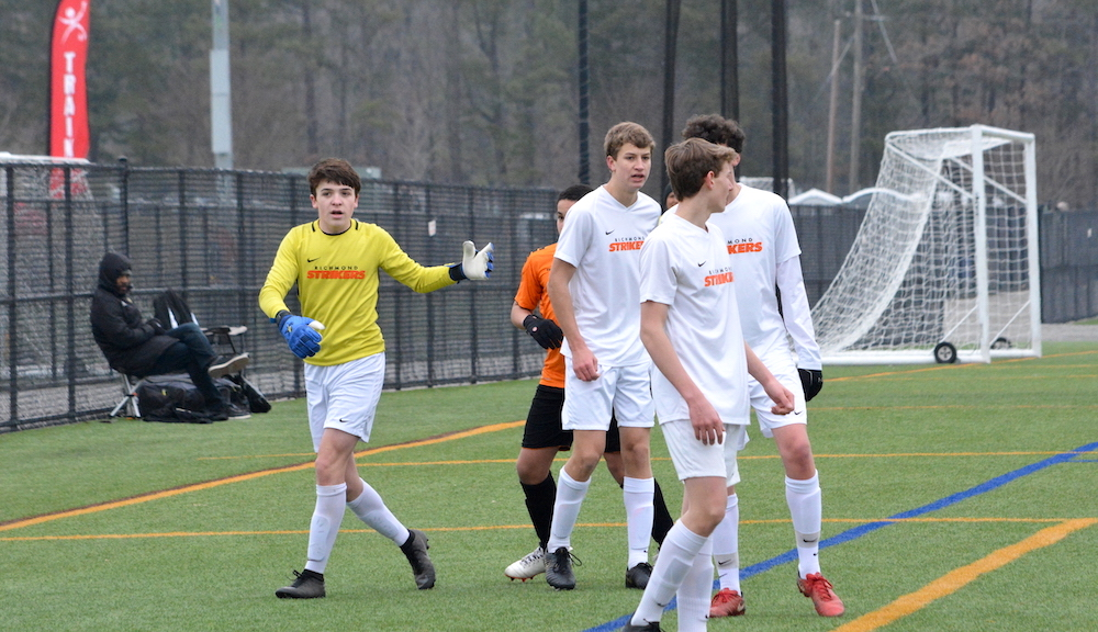 Richmond Strikers 04 Elite wins U-15 top flight, allowing no goals